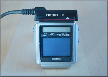 The SEIKO TV-Watch