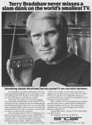 "Quarterback Terry Bradshaw im ""Playboy"" 1978"